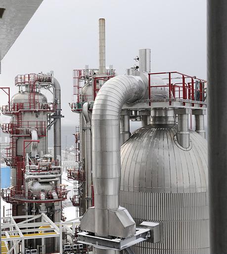 Equinor – Hydrogen plant